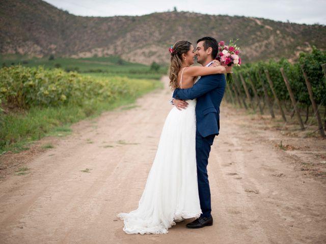 El matrimonio de Rodri y Dani en Melipilla, Melipilla 40