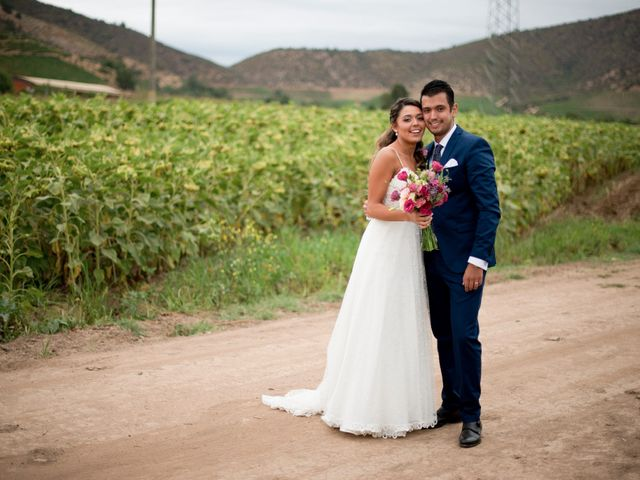 El matrimonio de Rodri y Dani en Melipilla, Melipilla 41