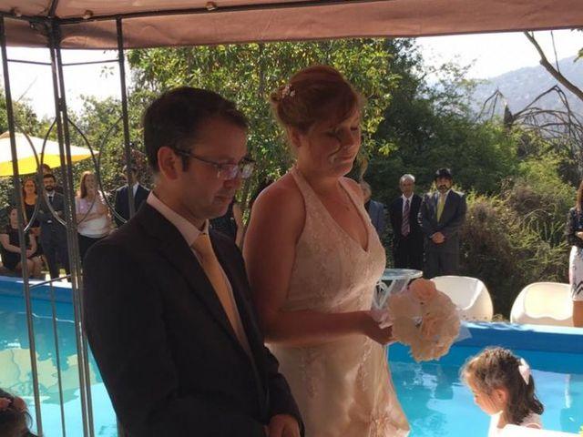 El matrimonio de Katherine  y Leonardo