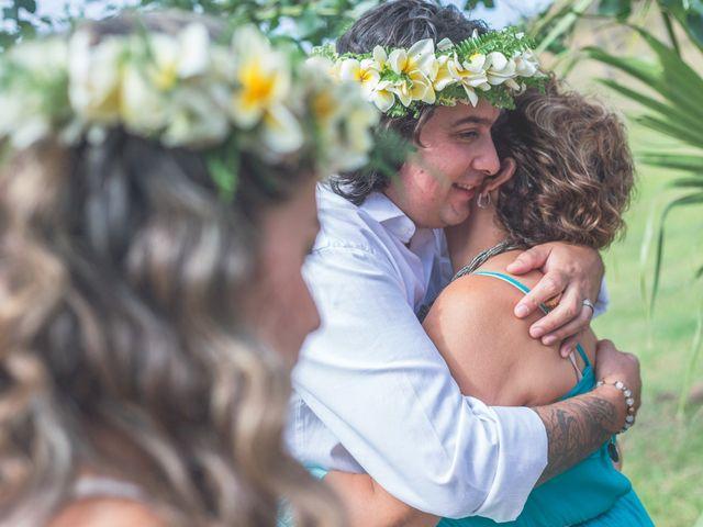 El matrimonio de Rodrigo y Izzy en Isla de Pascua, Isla de Pascua 9