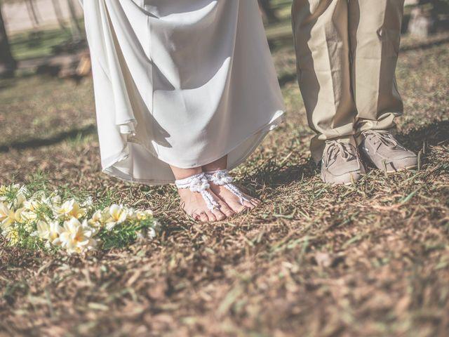 El matrimonio de Rodrigo y Izzy en Isla de Pascua, Isla de Pascua 36