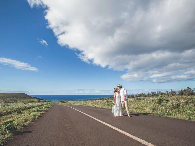El matrimonio de Rodrigo y Izzy en Isla de Pascua, Isla de Pascua 41