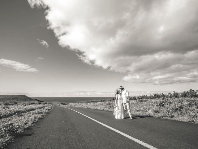 El matrimonio de Rodrigo y Izzy en Isla de Pascua, Isla de Pascua 42