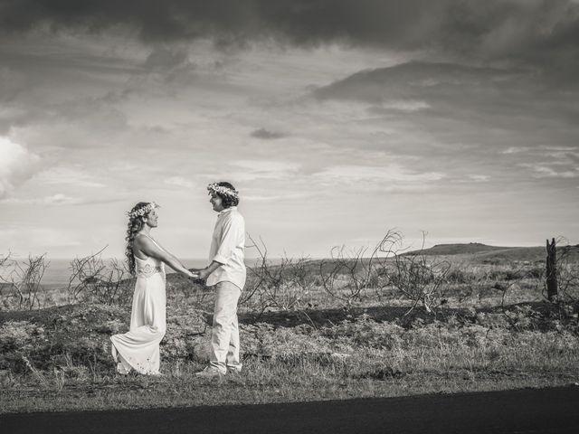 El matrimonio de Rodrigo y Izzy en Isla de Pascua, Isla de Pascua 47
