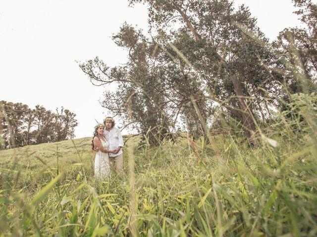 El matrimonio de Rodrigo y Izzy en Isla de Pascua, Isla de Pascua 49
