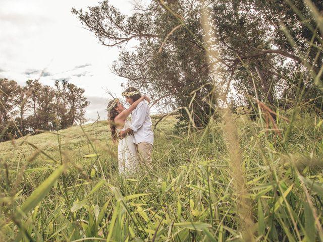 El matrimonio de Rodrigo y Izzy en Isla de Pascua, Isla de Pascua 50