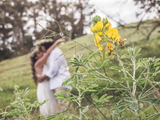 El matrimonio de Rodrigo y Izzy en Isla de Pascua, Isla de Pascua 51