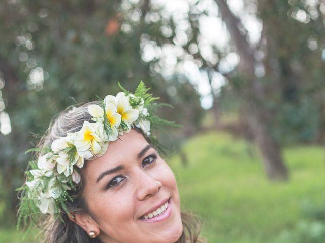 El matrimonio de Rodrigo y Izzy en Isla de Pascua, Isla de Pascua 52