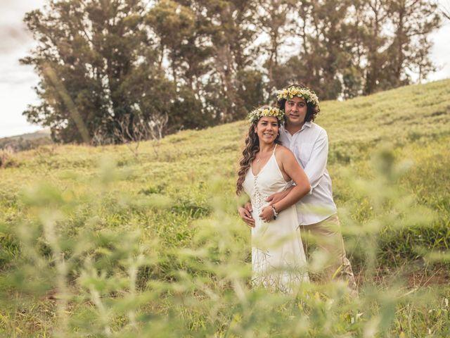 El matrimonio de Rodrigo y Izzy en Isla de Pascua, Isla de Pascua 53