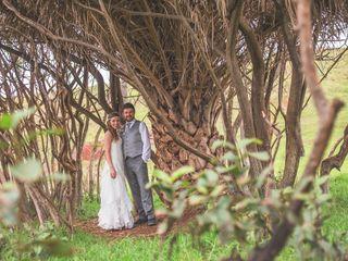 El matrimonio de María José y Ignacio 2