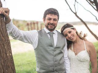 El matrimonio de María José y Ignacio