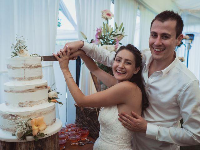 El matrimonio de Marion y Konrad