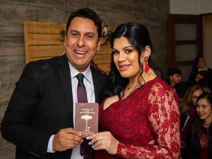 El matrimonio de Amarily y Juan Carlos