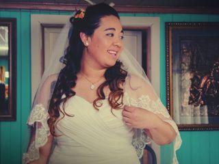 El matrimonio de Paulette y Hector 1