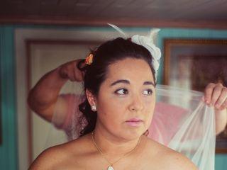 El matrimonio de Paulette y Hector 2