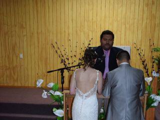 El matrimonio de María y Juan Andrés 1