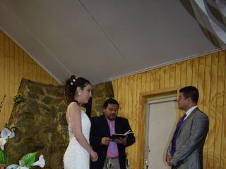 El matrimonio de María y Juan Andrés 2