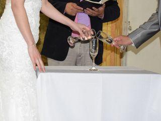 El matrimonio de María y Juan Andrés 3