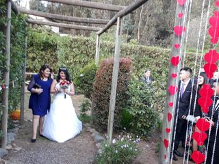 El matrimonio de Daniela y Eric 2
