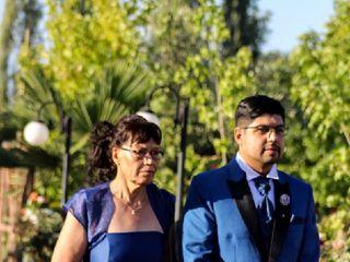 El matrimonio de Pía  y Rafael  2