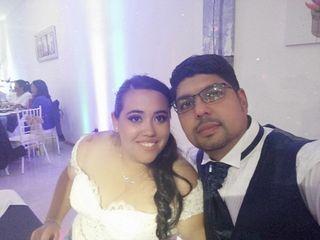 El matrimonio de Pía  y Rafael  3