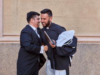 El matrimonio de Maura y Francisco 1