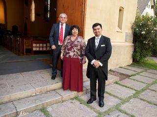 El matrimonio de Maura y Francisco 3