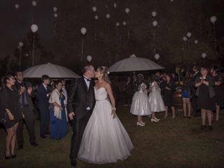 El matrimonio de Claudia  y Rodrigo  2