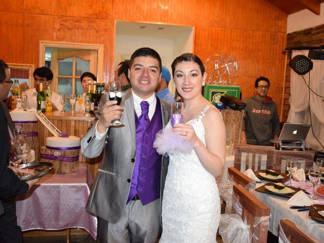 El matrimonio de María y Juan Andrés