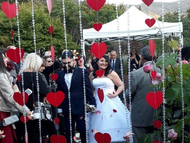 El matrimonio de Daniela y Eric