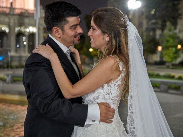 El matrimonio de Maura y Francisco