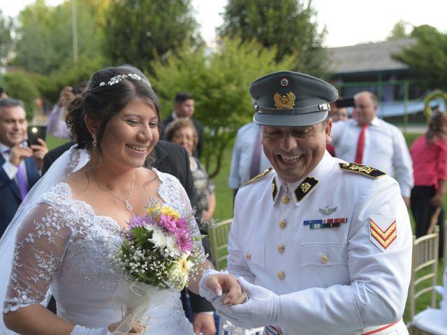 El matrimonio de Paulina  y Luis