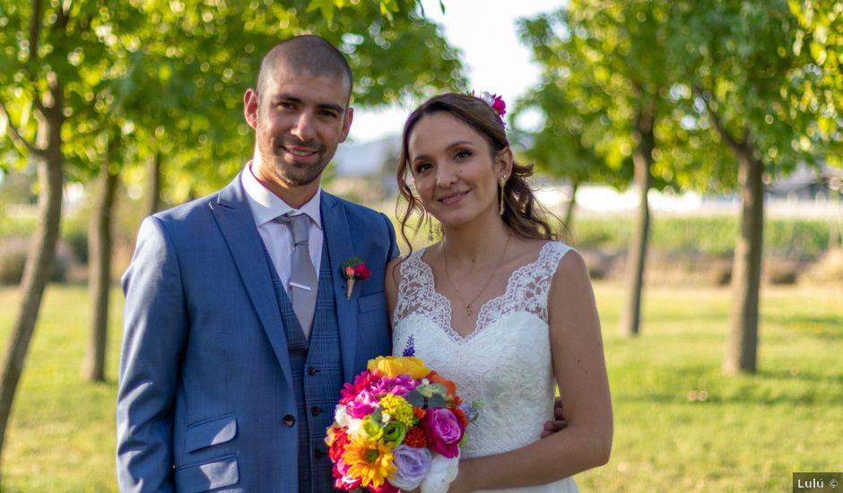 El matrimonio de Felipe y Daniela en San Bernardo, Maipo