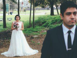 El matrimonio de Claudia y Luis