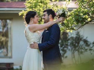 El matrimonio de Ali y Roberto