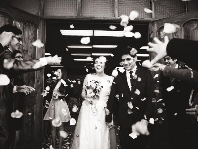 El matrimonio de Luis y Claudia en Temuco, Cautín 1