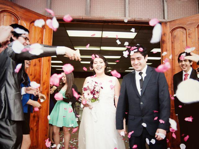 El matrimonio de Luis y Claudia en Temuco, Cautín 14