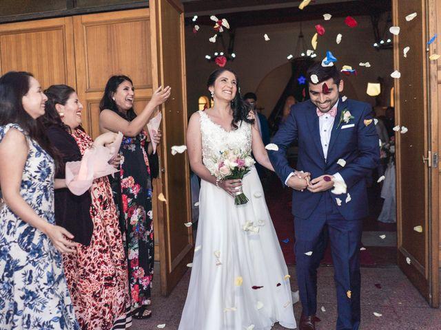 El matrimonio de Roberto y Ali en Concepción, Concepción 9