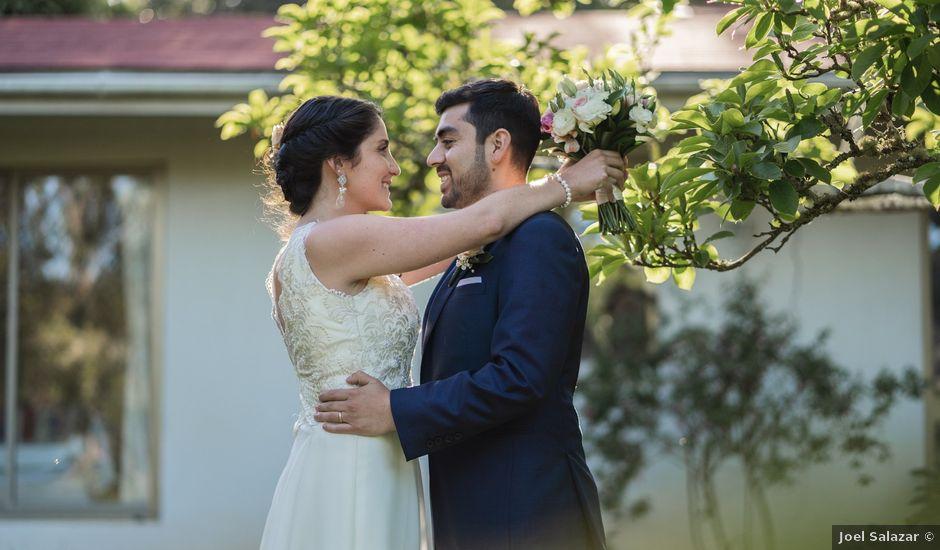El matrimonio de Roberto y Ali en Concepción, Concepción