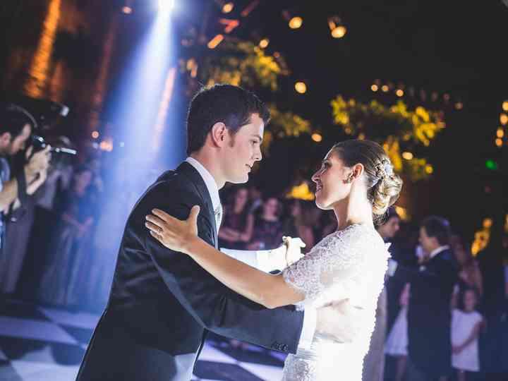 El matrimonio de María Elena y Fernando