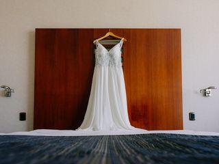 El matrimonio de Sayira y Maximiliano 1