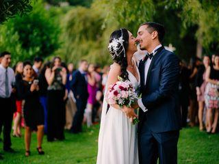 El matrimonio de Sayira y Maximiliano