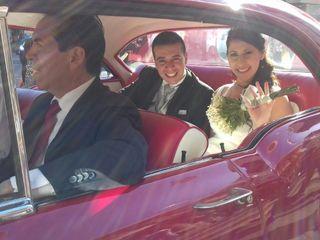 El matrimonio de Bárbara y Ricardo 3