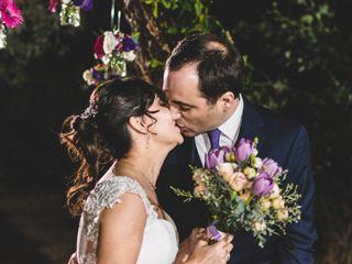 El matrimonio de Maca y Ignacio
