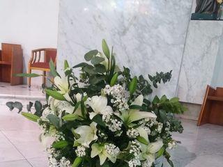 El matrimonio de Joyce  y Camilo 1