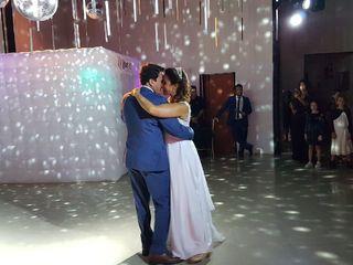 El matrimonio de Tania y Antonio 3