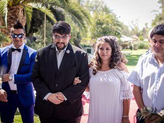 El matrimonio de Beatriz  y Manuel 3