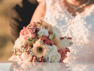 El matrimonio de Angélica y Daniel 1