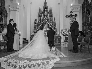 El matrimonio de Angélica y Daniel 2