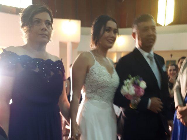 El matrimonio de Camilo y Joyce  en La Reina, Santiago 12